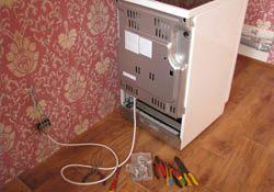 Подключение электроплиты. Салаватские электрики.