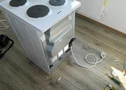 Установка, подключение электроплит город Салават