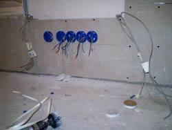 Электромонтажные работы в квартирах новостройках в Салавате. Электромонтаж компанией Русский электрик